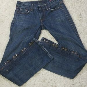 RARE Citizens of Humanity boot leg jeans sz 27